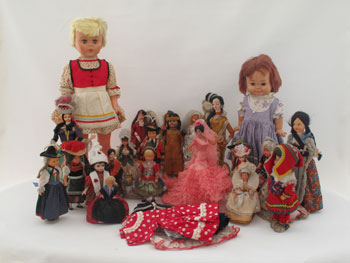 بازگشت به دوران کودکی با عروسک های قدیمی