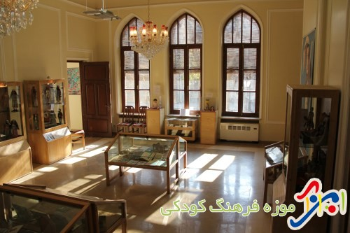 The Historical Exhibition-Museum of childhood culture in Iran!