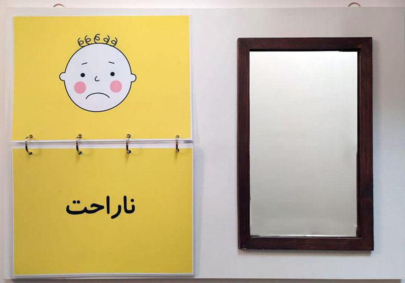 تابلوی شناخت احساسات