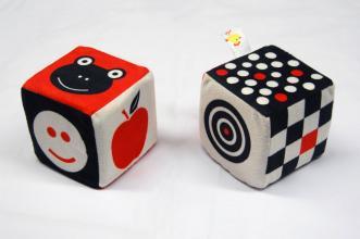 مکعبهای تصویری – ویژه نوزادان