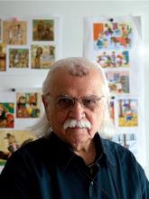 غلامعلی مکتبی، از تصویرگران پیشگام کتاب کودکان