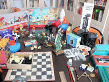 مجموعهای دیگر به موزه تاریخ فرهنگ کودکی اهدا شد